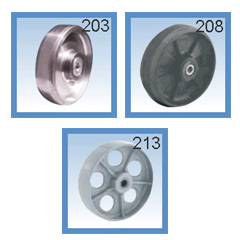 Industrial Pallet Truck Wheels, Industrial Nylon Wheels, Industrial Load Wheels