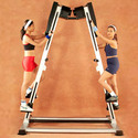 Dual Exercise Climber
