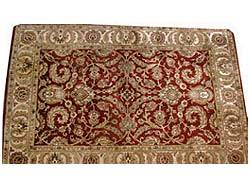 9 By 9 Double Weft Carpet