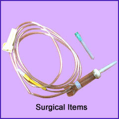 Disposable Surgical Items