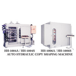 Auto Hydraulic Copy Shaping Machine