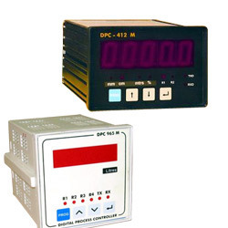 Process Controllers, Digital Process Controllers