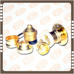 Brass Lamp Holders ( ES-14 )