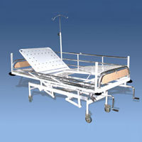 Hi-Low Intensive Care Bed