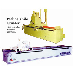 Peeling Knife Grinder Machine