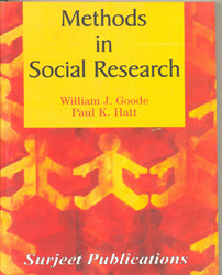 Methods In Social Reserch