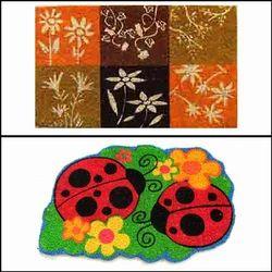 beach door mats, beach rugs, beach theme door mats, nautical door mats