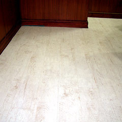 Pergo Expression Distressed White Oak Plank Flooring