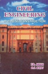 Civil Engineering Building Construction Book
