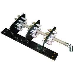 Off Circuit Tap Switch - Rotary Side Base Type