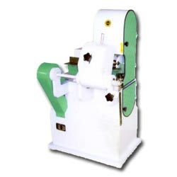 Round Rod Sanding Machine - Single Belt