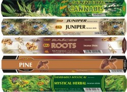 Herbal Incense Sticks