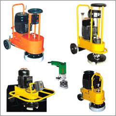 Marble Floor Polishing Machines
