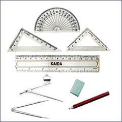 Stationery Items Mathematical Instruments Manufacturer From New Delhi