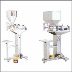 Automatic Paste Filling Machines