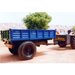 2 Wheel Tipping Trailer