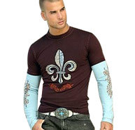 Chocolate Brown T-Shirts