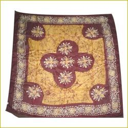 Batik Work Scarves