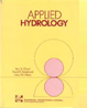 Applied Hydrology Book