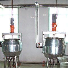 Aloe Vera Extraction Machine