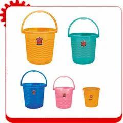 Frosty Plastic Bucket