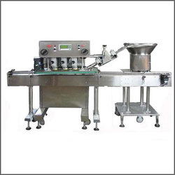 Automatic Bottle Filling And Capping Machines