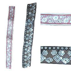 Embroidered Trims