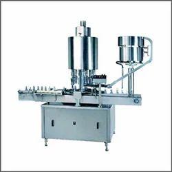 Automatic Screw Cap Sealing Machines