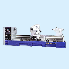 Heavy Duty CNC Lathe