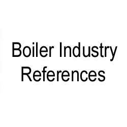Boiler Industry References