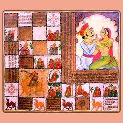 Tanjore Painting -Dhola Maru