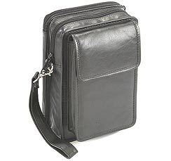 Deluxe Leather Travel Pack
