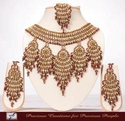 Artificial Kundan And Jadau Polki Jewelry