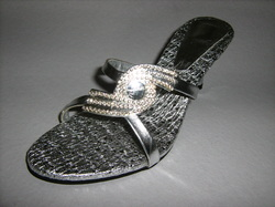 Diamond Surface Fancy Sandal