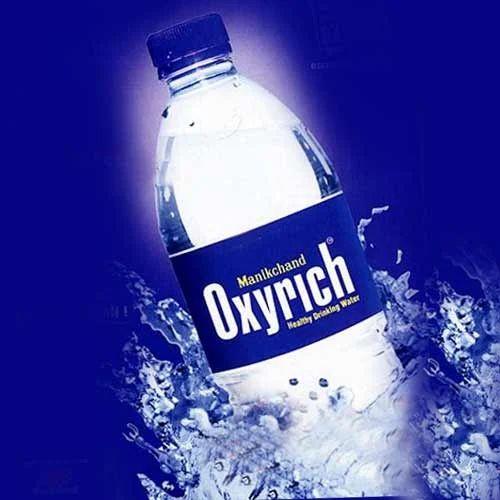 Drinking Water Manikchand Oxyrich Packaged Water