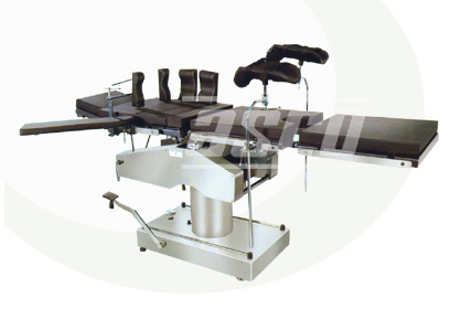 Table Operating Hydraulic-Major Head End Control