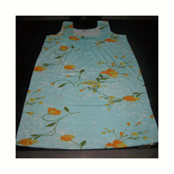 Cotton Printed Nighty