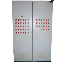 Power Panel and Control Panel