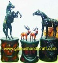 Decorative Leather Animals