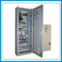 PLC & Drives Based HVAC Control Panel
