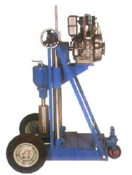 Core Drilling Machine (Motorised)