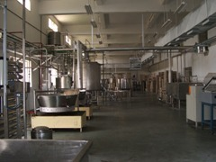Milk Processing Equipments