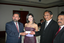 Launch of 'Ivyfemme' Oral Contraceptive Pill in Peru on 15th October 2008