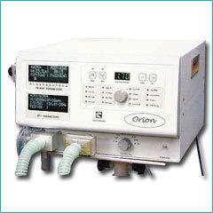 Volume Control Ventilator
