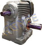 Right Angle Worm Gearbox (Rawg-01)