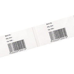 Bar Code Printing Labels