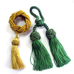 Tassel Napkin Rings