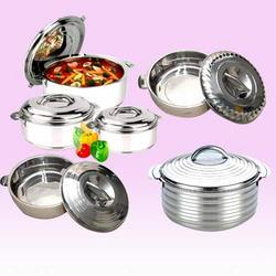 Steel Hot Pots