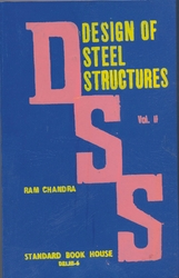 Design Of Steel Structures Vol-2    By   Dr. Ramchandra