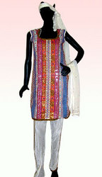 Fashion Churidar Kameez